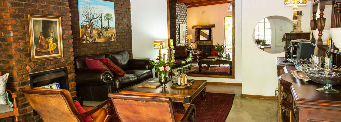 The Lounge | African Vineyard | Upington & Keimoes Accommodation